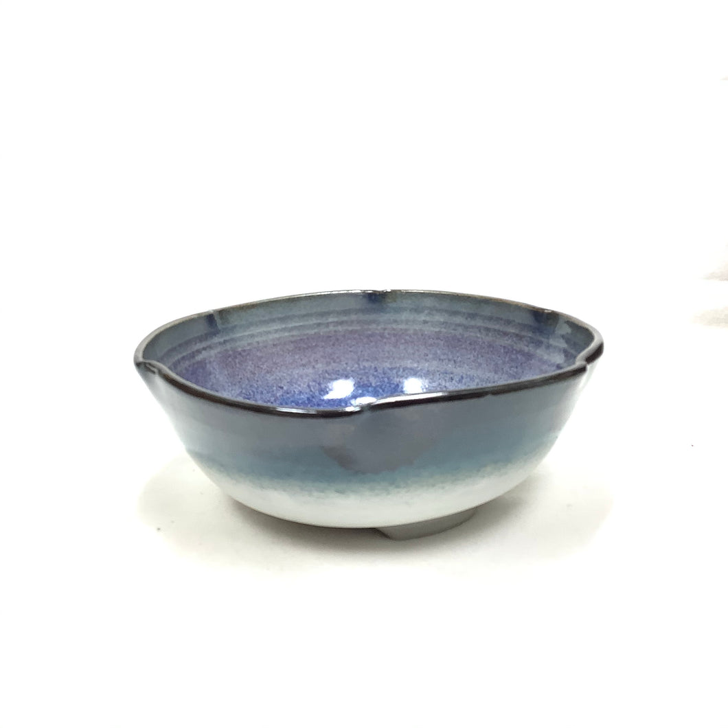Blue/Red Bowl