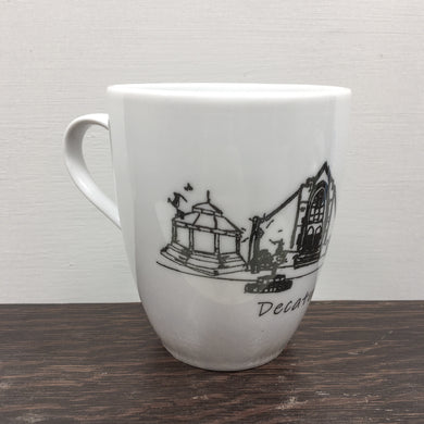 Decatur Mug, Short