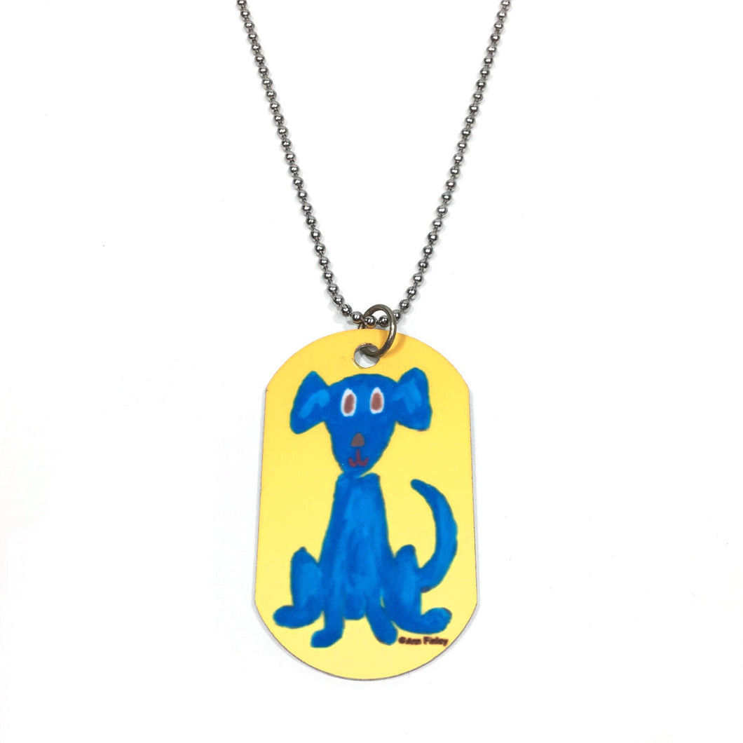 Kid Pendant - Dog