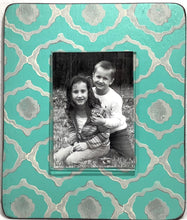 Frame - 5X7 photo on 11X13 (more colors available)