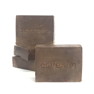 Caveman handcrafted soap