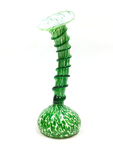 "Blown Glass ""Seuss"" Vase"