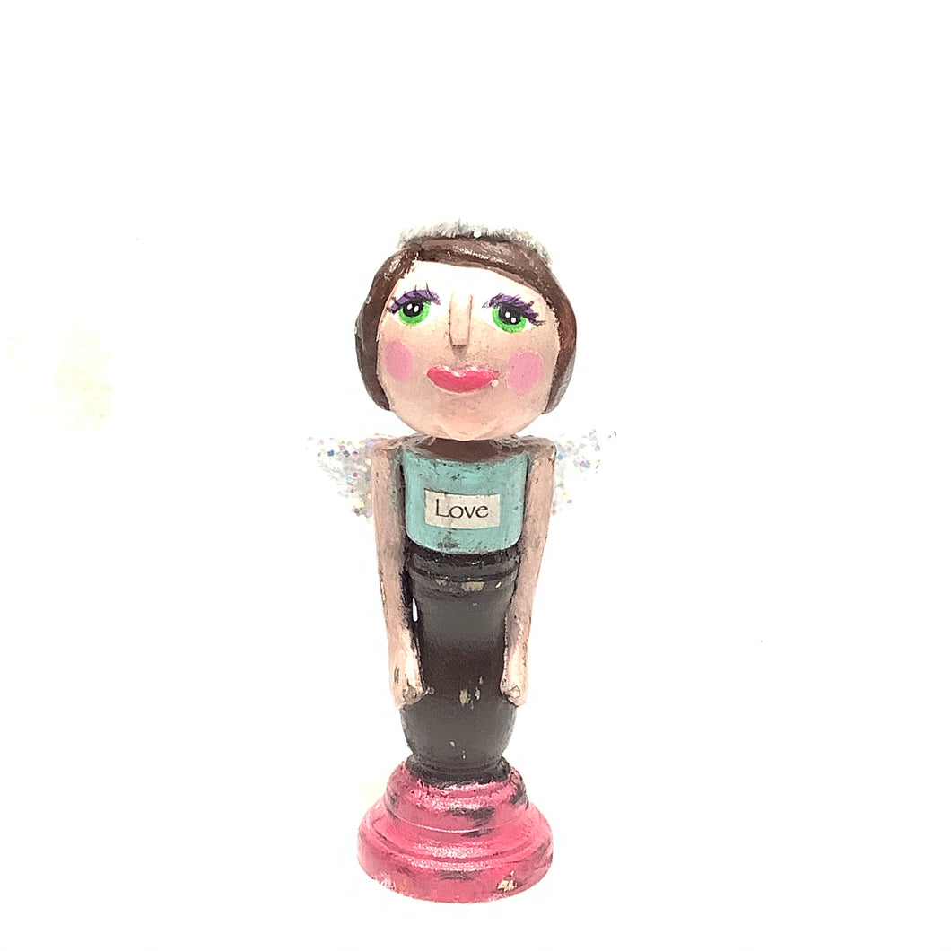 Love Candlestick Doll