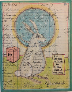 Ledger Art - Rabbit