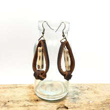 Leather Earrings - multiple styles