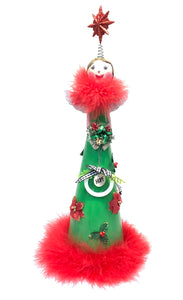 Sarah Green Tree Topper