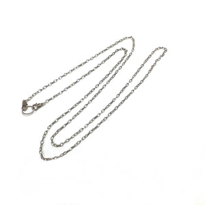 Necklace - Silver Plated Chain