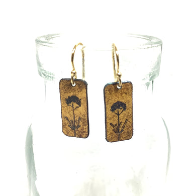 Kumboo Earrings - Hydrangea
