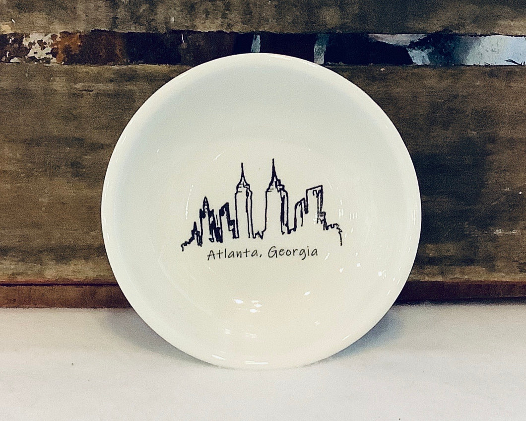 WOBG Atlanta Ring Dish