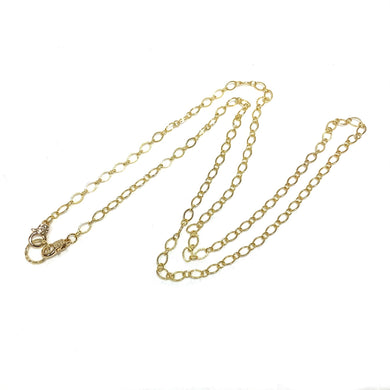 Necklace - Gold Plated Chain