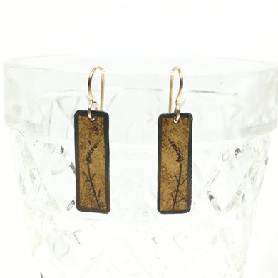 Kumboo Earrings - Butterfly Bush