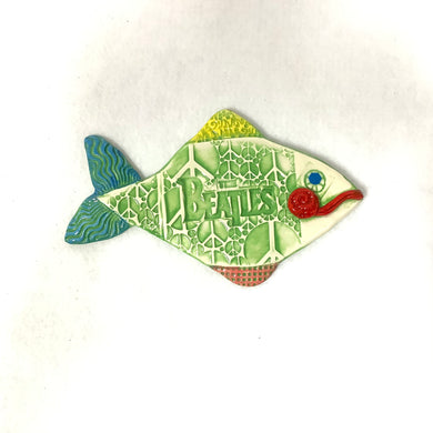 Ceramic Fish - Beatles
