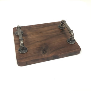 Black Walnut Serving Tray