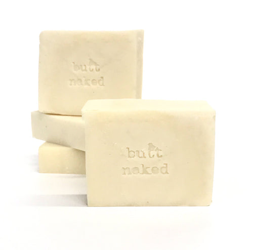 Butt Naked handcrafted soap