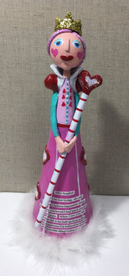 Queen of Hearts Doll