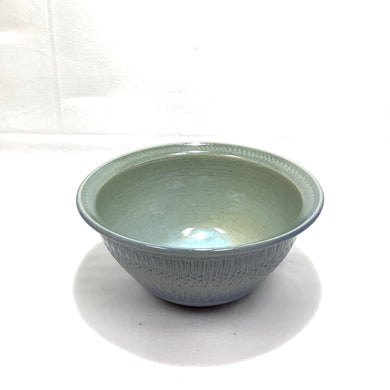 Blue with Rim Bowl