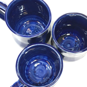 Blue Ceramic Mug - regular