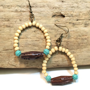 Bohemian Beaded Earrings - multiple styles