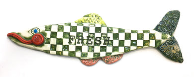 Ceramic Fish - Fresh