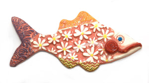 Ceramic Fish - Daisy