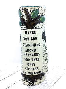 Large Vase - Maybe You are Searching