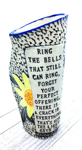 Extra Large Vase - Ring the Bells