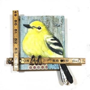 Immesurable Love (Yellow Finch)