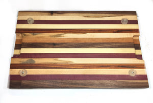 Striped Cutting Board