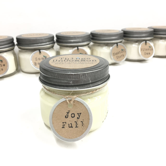 Apothecary Candle - Joy Full