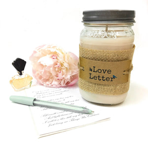 Love Letter Candle