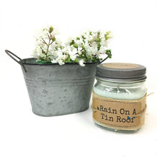 Rain On A Tin Roof Candle
