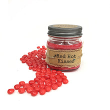 Red Hot Kisses Candle