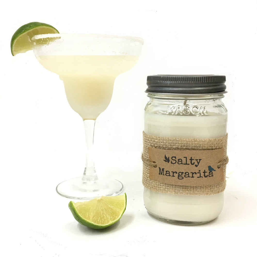 Salty Margarita Candle