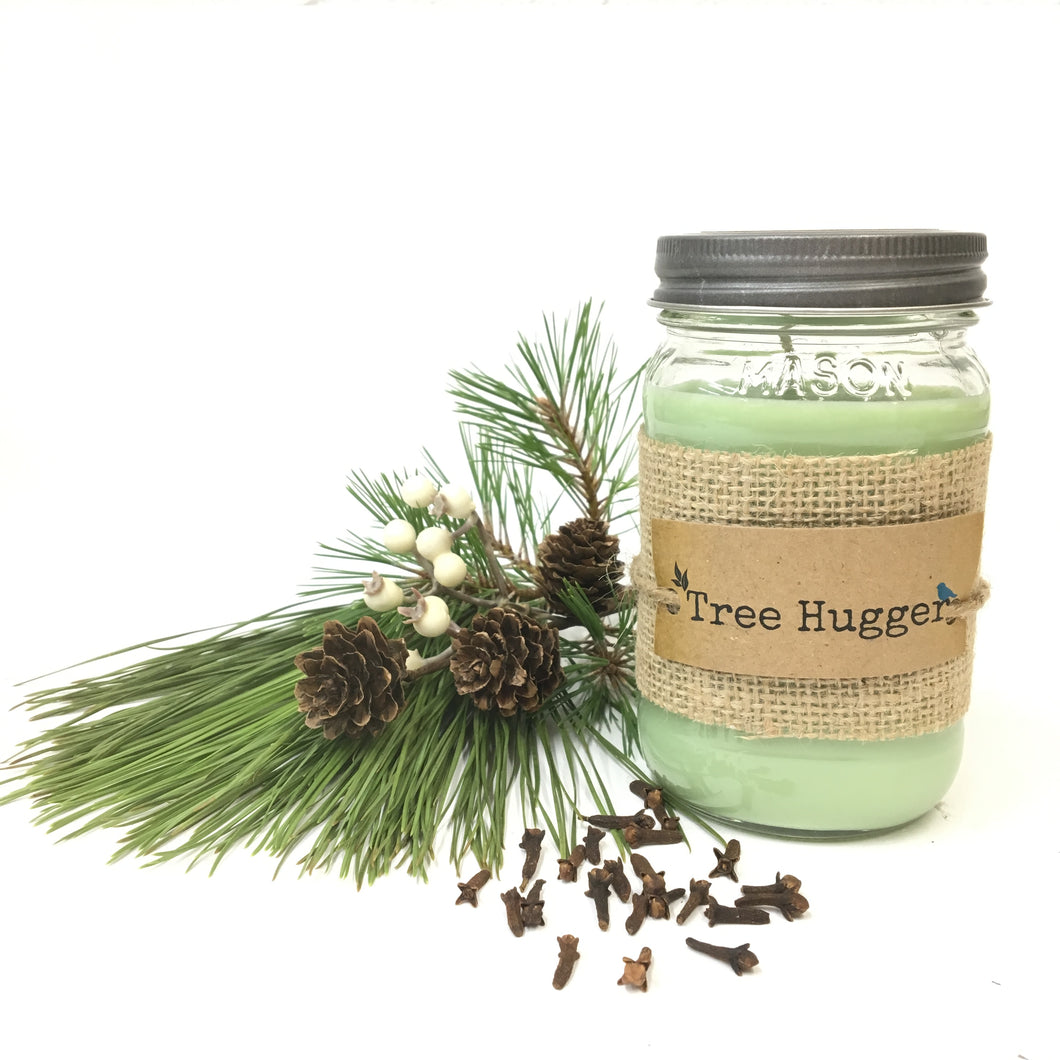 Tree Hugger Candle