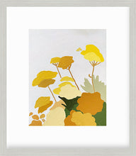 Yellow Spring Flowers Print