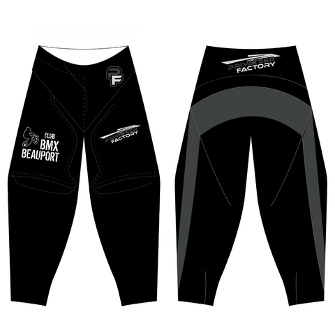 BMX Race Pants -Club BMX Beauport