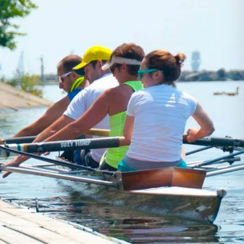 2021 Learn To Row (B): May 3 - May 17, Mon/Wed 6-8pm