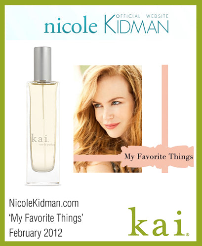 kai featured on nicolekidman.com february, 2012