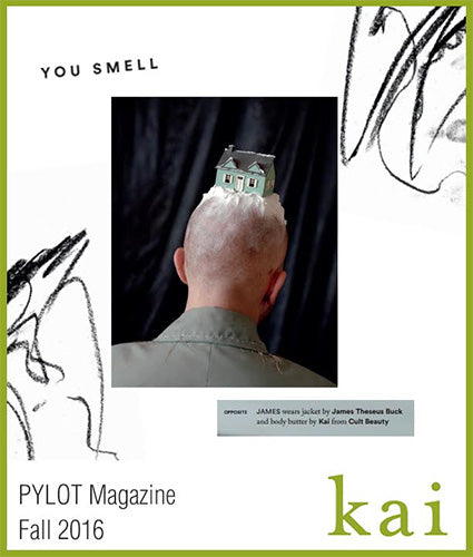 kai fragrance featured in pylot fall 2016