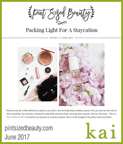 kai fragrance featured in pintsizedbeauty.com june 2017