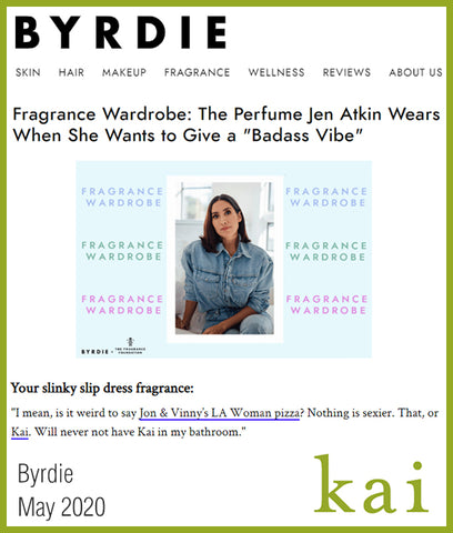 kai perfume oil - byrdie - may 2020