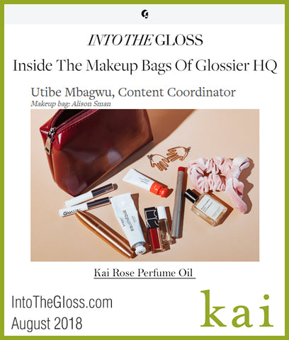kai featured on intothegloss.com
