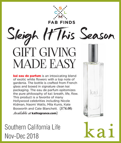 kai featured in southern california