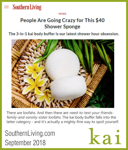 kai featured on southernliving.com