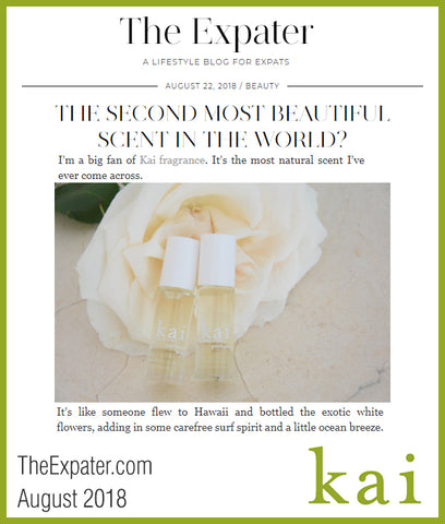 kai featured on theexpater.com
