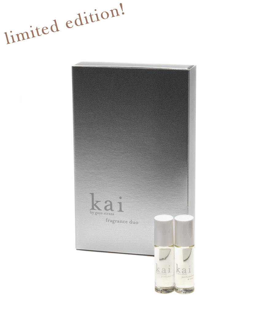 kai duo - signature & rose perfume oil