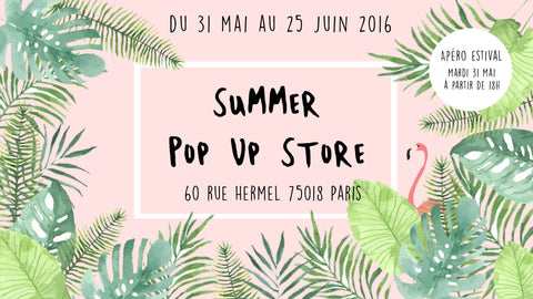 Summer Pop Up Store