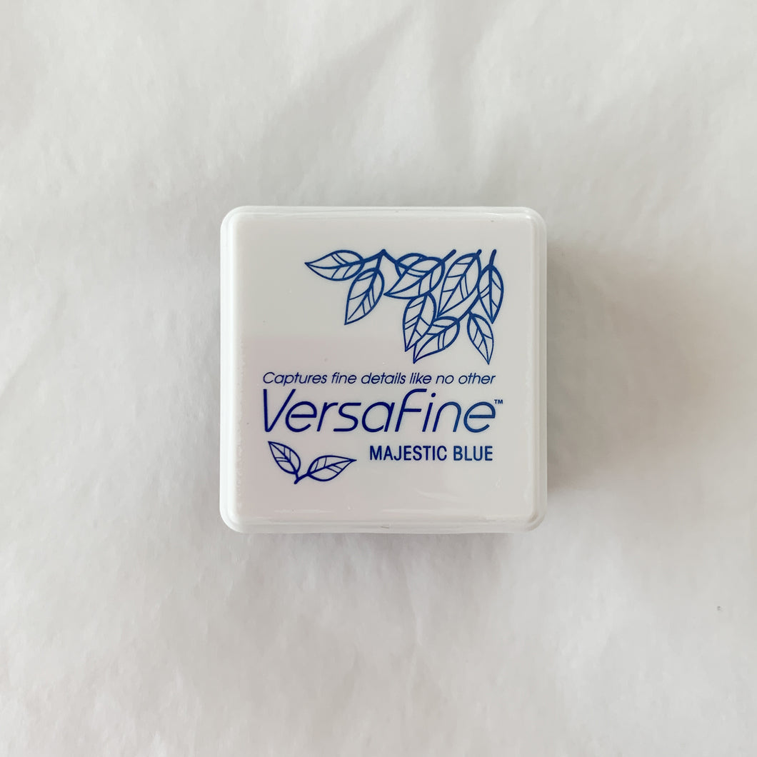 Mini Encreur Versafine bleu
