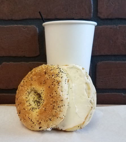 #04 Bagel & Coffee
