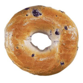 Blueberry Bagel